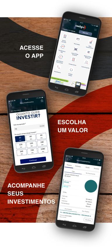 Investimentos Soudigi+