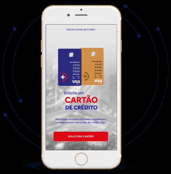 Cartão de débito e crédito